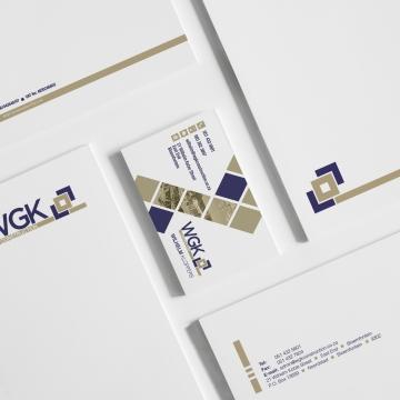 WGK Business Card
